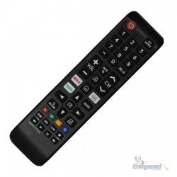Controle Remoto Para Tv Samsung Smart Com Netflix RBR-9054